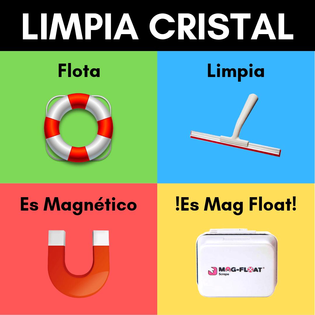 LIMPIA CRISTAL