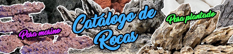 Imagen promocional Catálogo de Rocas