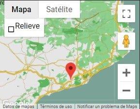 Google Maps AQ-arium solutions